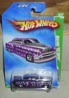 Hot Wheels Treasure Hunts 09 2009 Custom 53 Chevy 049 190 07 12 T Hunt