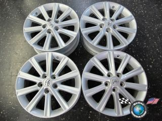 Four 2010 12 Factory Toyota Camry 17 Wheels Rims 69603 Avalon Solara