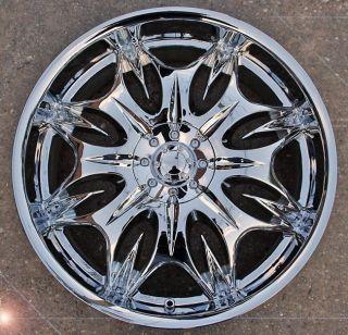 20 inch Incubus Wheels Rims Chevy Camaro Blazer 4x4 S10