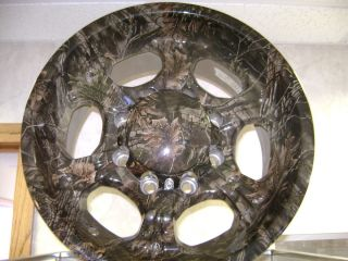 Camo Wheel Wheels Chevy Dodge Ford 8 Lug Hunter New