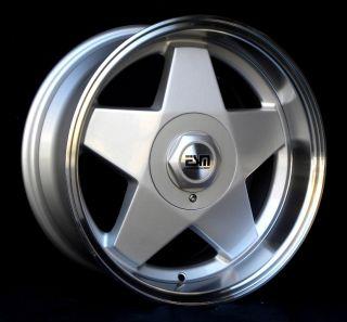 16x7 5 16x9 16 Wheels 5x100 ESM 009 VW Subaru Scion Toyota Eagle Geo