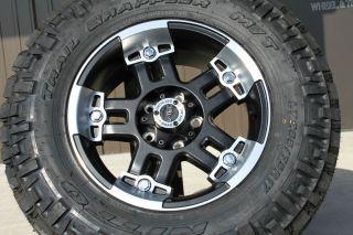 17 Jeep 5x5 Wheels Rims Wrangler 2007 08 09 10 11 12 Sahara Rubicon
