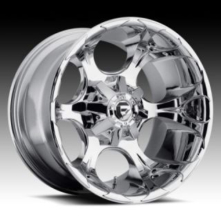 20x12 Dune XD 20 inch Chevy Ford Dodge Chrome Wheels Rims Set