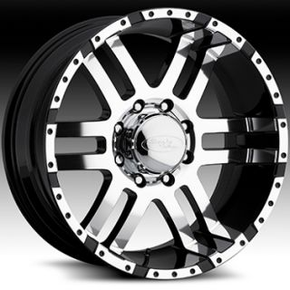 Eagle 079 wheels rims, 18x8.5, fits FORD F250 F350 SUPER DUTY POWER