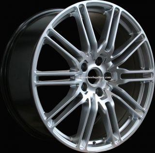 20 Wheels for Porsche Cayenne VW Touareg Audi Q7 Rims Set 20 x 9 0