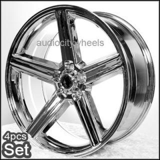 20 inch IROC Wheels 5LUG Elcamino Camaro Rims Chevy