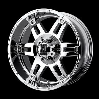 CHROME WITH 35X12 50X17 TOYO OPEN COUNTRY MT TIRES F 150 WHEELS RIMS