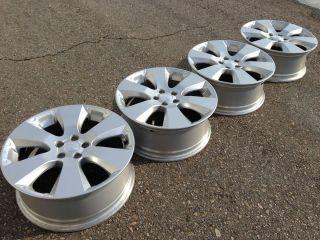 Subaru Legacy Outback Limited GT Impreza WRX Wheels Rims 5x100