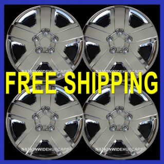 Chrome Full Wheel Covers Hub Caps Rim Cover 5 Spoke Wheels Rims