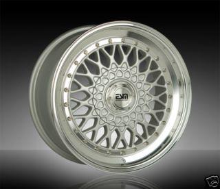 16 RS Wheels Rims 5x112 ESM Style 002 Audi Mercedes VW