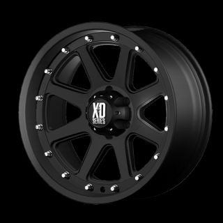 17 Wheels Rims XD Addict Gloss Black w 315 70 17 Nitto Trail Grappler