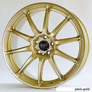 18 Rota Gra Gold Rims Wheels Subaru Impreza Legacy WRX