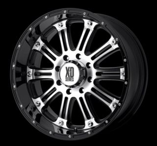 GLOSS BLACK WITH 40X13 50X17 NITTO MUD GRAPPLER MT TIRES WHEELS RIMS