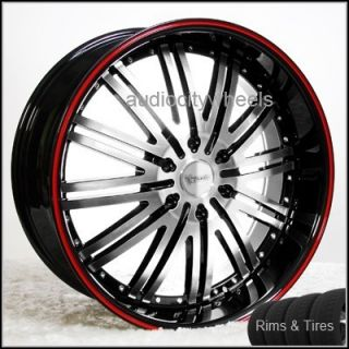 24 Wheels and Tires Tahoe Escalade Chevy Almada Rims H3