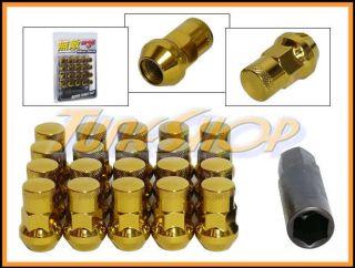 Muteki SR35 35mm Wheels Lug Nuts 12x1 5 M12 1 5 Acorn Rims Close End