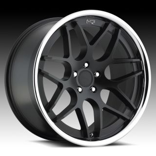 Niche Mugello Concave Staggered Wheels and Tires BMW F10 F12
