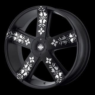 BMW Grand Prix Range Rover MDX Wheels Rims 22 KMC 669