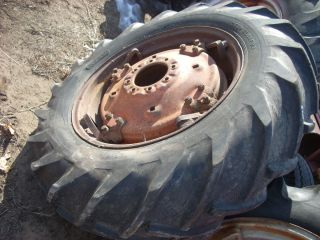 Allis Chalmers WD WD45 Tractor 13 6 28 Rear Tire Rim 604