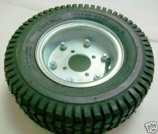 Go Kart Cart 13x5 00 6 Carlisle Tire Split Rims Wheels 13
