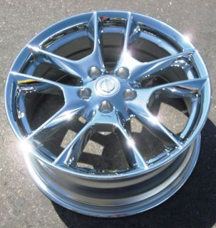 Nissan Maxima G35 FX35 FX45 M45 Chrome Wheels Rims Set of 4