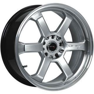 New Set of 4 18 18x8 Drifz 303H Holeshot Alloy Wheels Rims