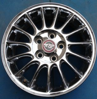 2002 2003 2004 PONTIAC GRAND PRIX 16 CHROME FACTORY OEM WHEEL RIM 6544
