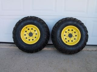 John Deere Gator Carlisle at 489 Tires Rims 25 X11X 12