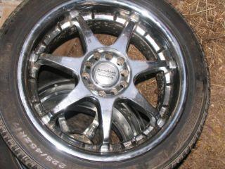 American Racing Honda Civic Tire and Wheels