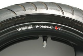 Max V4 Wheel Rim Stickers Decals VMAX 1200 1700 V 4