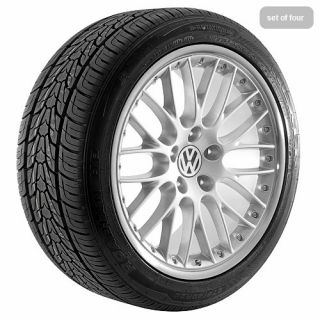 20 Silver VW Volkswagen 2012 Touareg Wheels Rims Tires