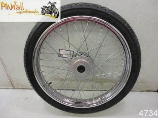 98 Harley Davidson Sportster XL 21 Front Wheel Rim