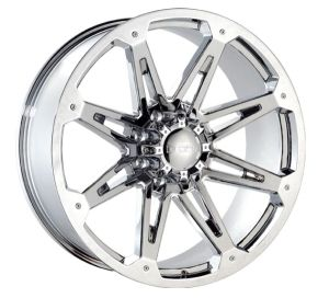 26 inch Dcenti 901 Chrome Ford Rims Tires Ford F 350 Single Rear