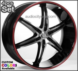 26 Wheels Rims Wheel Rim Chevy Escalade Nissan Siverado