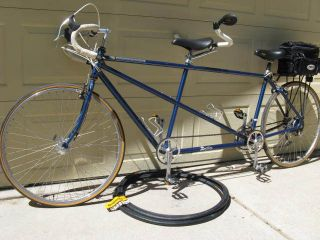1994 Burley Tandem Road Bicycle 27 inch Wheels