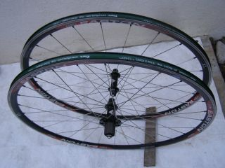 Easton Valomax 10 Speed Rims Wheels Road Racing Bicycle