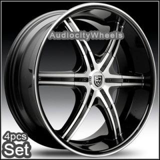 22inch Laxani Wheels Land Range Rover FX35 Rims