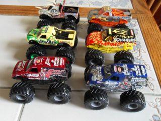 Hot Wheels Monster Jam Trucks Monster Jam Trucks 27 Trucks