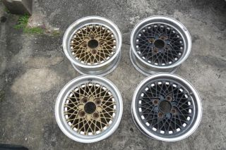 JDM 14 SSR Speed Star Racing Rims Wheels AE86 KE70 GL DX TE27 KE30