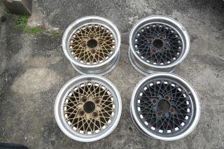 JDM 14 SSR Speed Star Racing Rims Wheels AE86 KE70 GL DX TE27 KE30