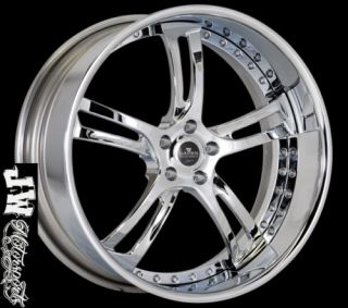 22 inch Savini SV 32 Wheels BMW 750 745 645 Rims Tires