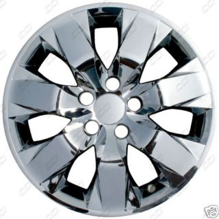 2008 2009 Honda Accord Chrome Wheel Skins 17