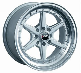 15 XXR 501 Silver Rims Wheels 15x8 15 4x100 Scion XB Mazda Miata BMW