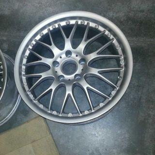 BMW 5x120 BBs Style Wheels 18 Rims E39 E34 E23 E32 E38 E24