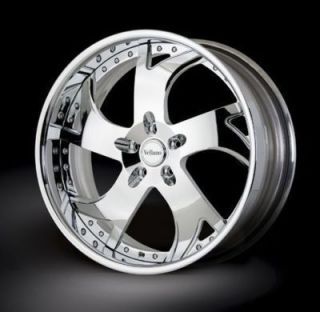 24 Vellano Vtg Custom Forged Wheels Rims x5 Escalade Avalanche Monte