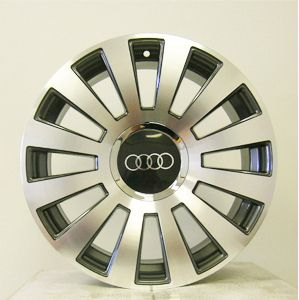 18 A8 Style Wheels Fit Audi D2 D3 D4 A8L S8