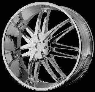 24 inch Helo 868 Rims Tires QX56 Yukon Silverado H3