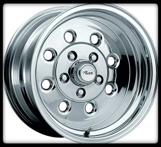 ALLOY 531P STROKER POLISHED 5X4 75 CHEVY CAPRICE BLAZER WHEELS RIMS