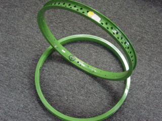 Primo BMX Balance Rim 7005 36h Green