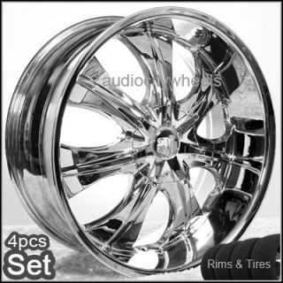 28inch and Rims Tires Wheels Chevy Ford Cadillac GMC H3