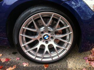 M3 CSL 2 Style BMW Hyper Silver Rims E36 E46 E90 E92 E93 M3 All Models